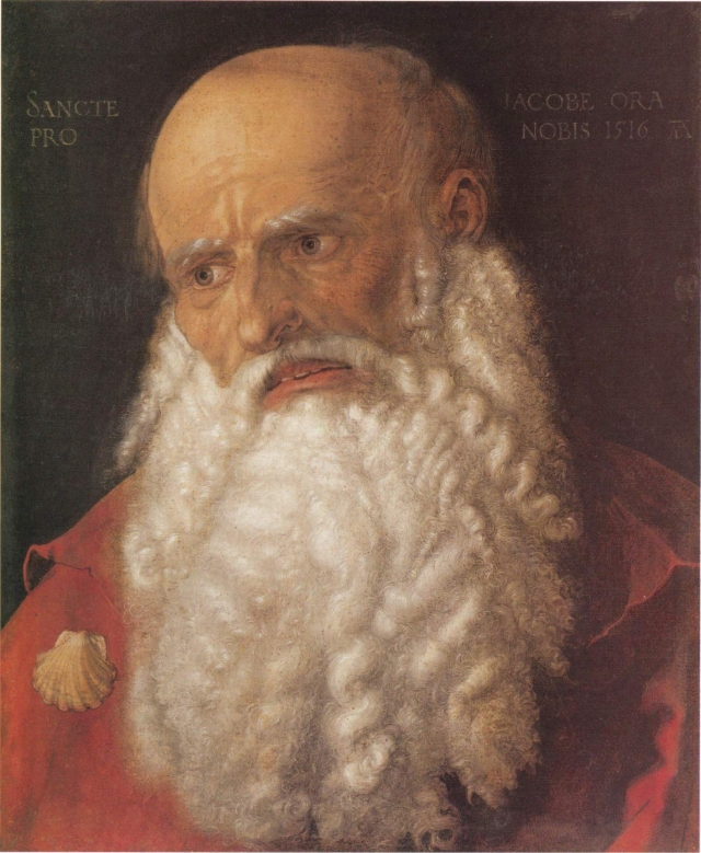 """""""Jakobus de Meerdere"""" door Albrecht Dürer"""