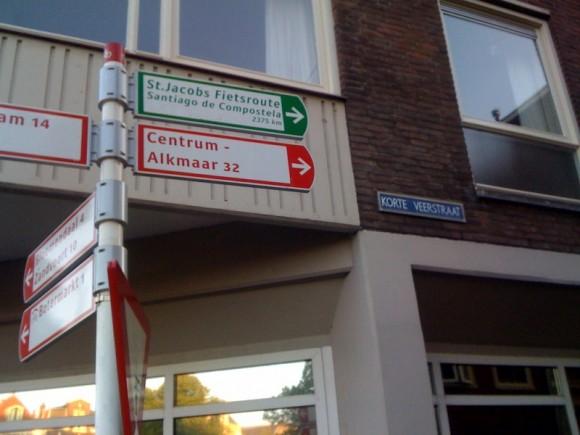 Vanuit Haarlem